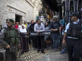 Medidas de Seguridad en Jerusal�n