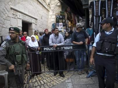 Medidas de Seguridad en Jerusalén