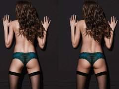 Victoria's Secret 'adelgaza' parte del trasero de una modelo