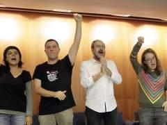 Intenso 'debate nacional' en la CUP sobre la investidura de Mas