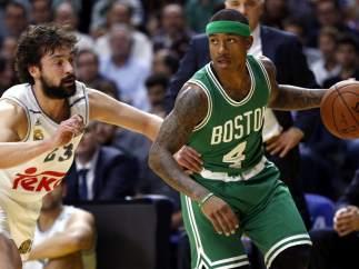 Real Madrid Boston Celtics.