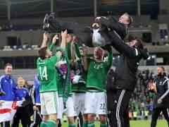 El entrenador de Irlanda del Norte, Michael O'Neill