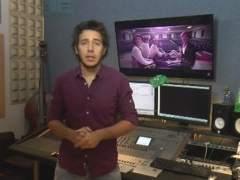 Filmogarc�a, durante uno de sus programas