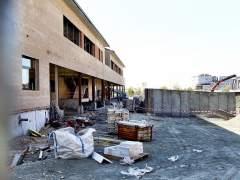 Unos 2.000 alumnos madrile�os sufren retrasos en las obras de sus centros educativos