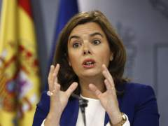 """El Gobierno pide a Mas que no se someta a fuerza """"antisistema"""""""