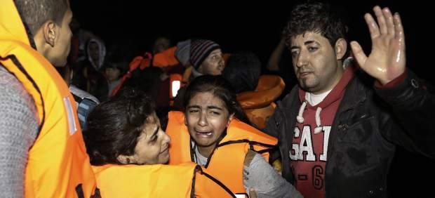 Más de un millón de refugiados han llegado a Europa este año