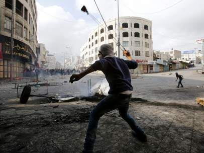 Violencia en Palestina