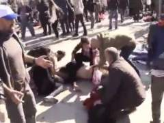Al menos 30 muertos en un atentado en el centro de Ankara