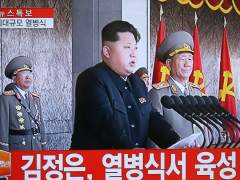 """Kim Jong-un: """"Estamos preparados para luchar en una guerra contra EE UU"""""""