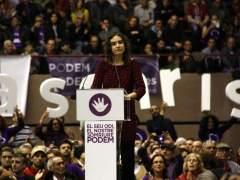 Dimite la l�der de Podemos en Catalu�a