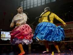 Combate de Cholitas