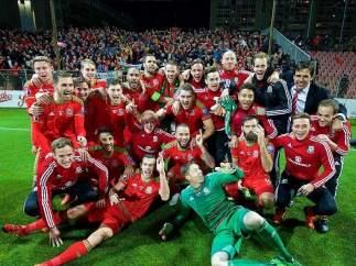 Gales, a la Eurocopa