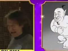 Disney revela unas im�genes in�ditas de Robin Williams