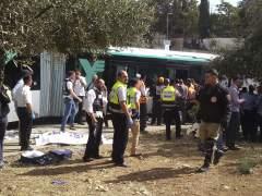 Al menos tres muertos y casi 30 heridos en Israel