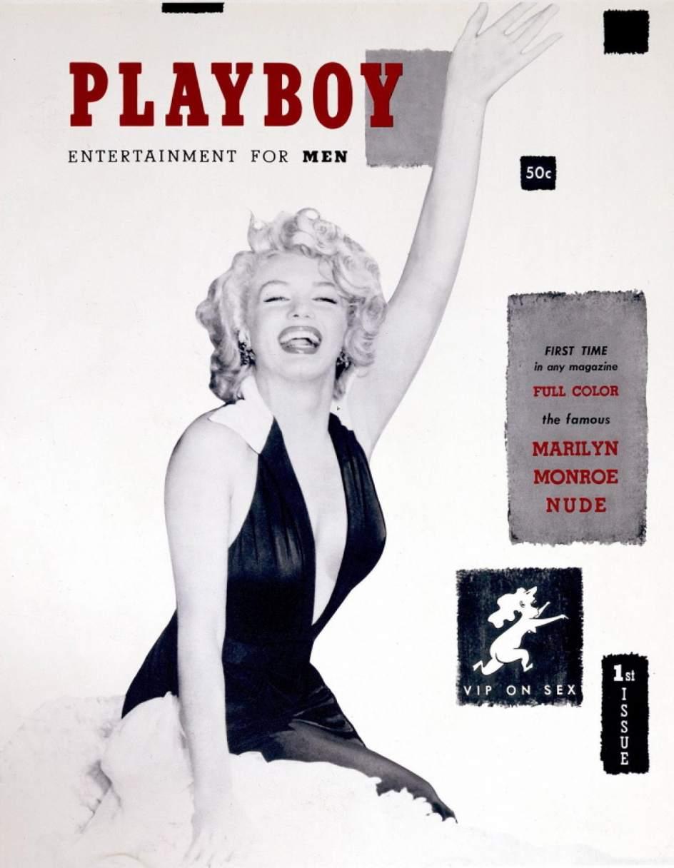 Resultado de imagen para primer portada playboy