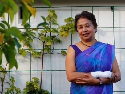 Debarati Guha Sapir, directora del Centro de Investigaci�n sobre la Epidemiolog�a de los Desastres