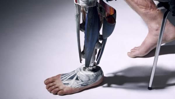The Alternative Limb Project: Anatomical leg