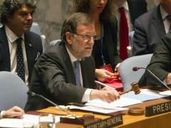 Rajoy preside el Consejo de Seguridad