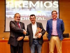 '20minutos.es' recibe el Premio Espa�a Digital de Periodismo 2015