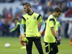 De Gea le gana terreno a Casillas