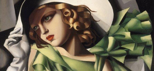 'Ragazza in verde', 1930-1931