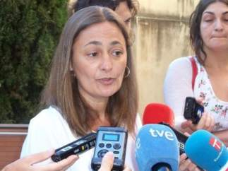 Luz Rodríguez, del PSOE