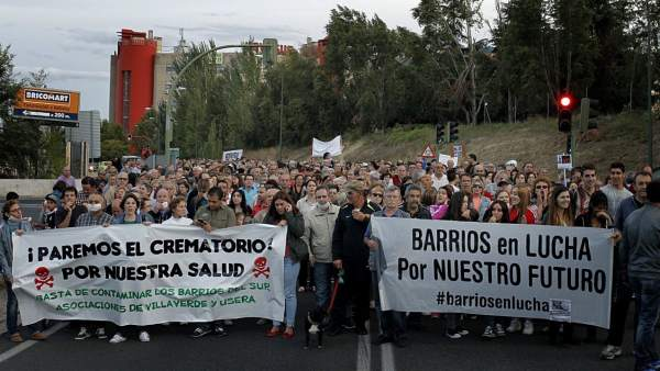 Protesta vecinal