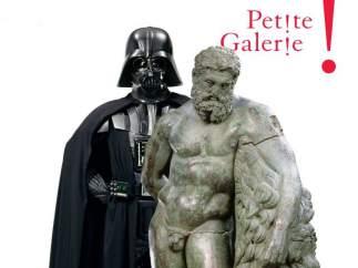 Darth Vader en el Louvre