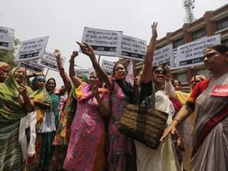 Una niña india de 10 años podrá abortar tras ser presuntamente violada por su padrastro