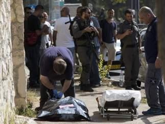 Violencia en Jerusalén