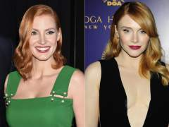 Jessica Chastain y Bryce Dallas