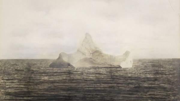 El iceberg que hundió el 'Titanic'