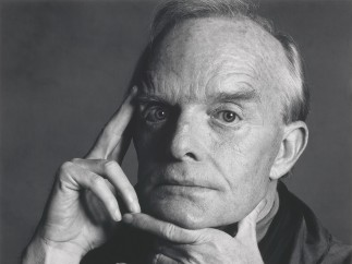 Irving Penn, Truman Capote, New York, 1979