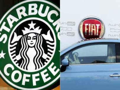 Starbucks y Fiat