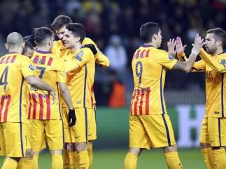 Gol del Barça