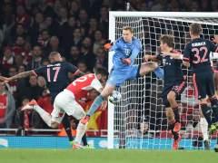 Error de Neuer ante el Arsenal