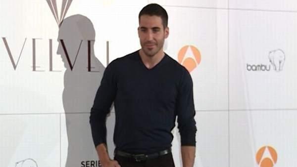 """Miguel Ángel Silvestre, """"feliz"""" con Albania Sagarra"""
