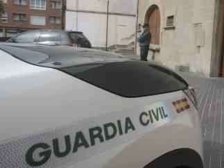 Registros de la Guardia Civil