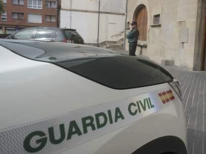 Registros de la Guardia Civil.