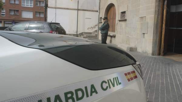 Registros de la Guardia Civil.