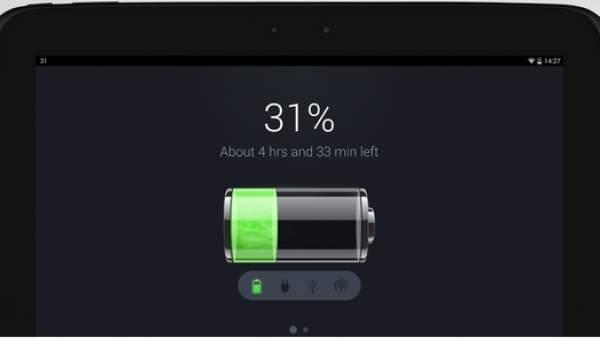 Batería del móvil