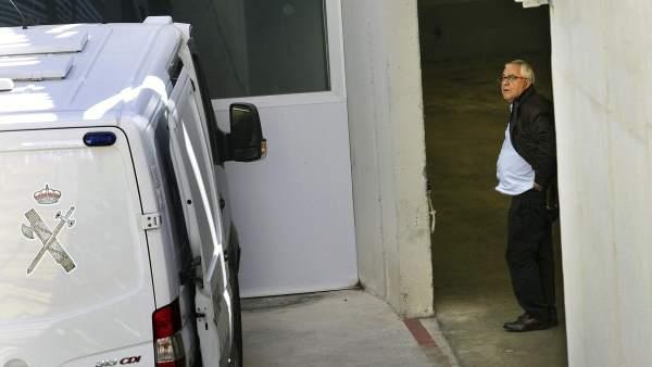 Prisión para Andreu Viloca