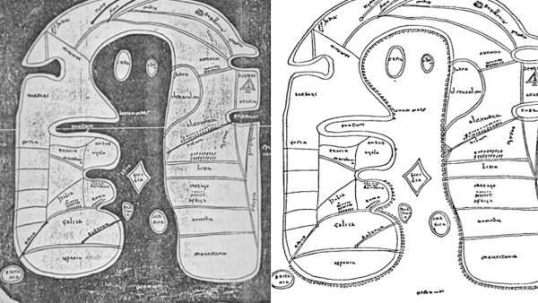 Mapamundi de Albi