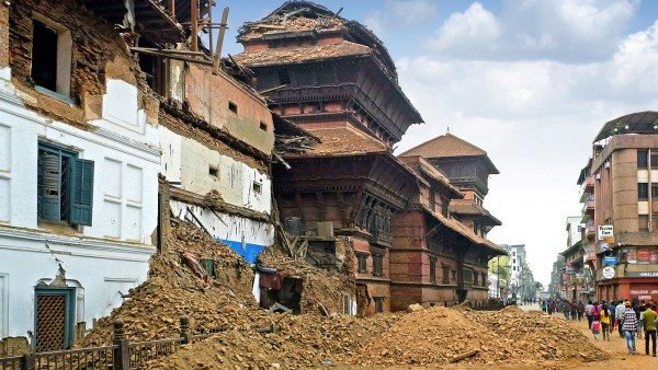 Nepal, Cultural Heritage Sites of Nepal, 2015