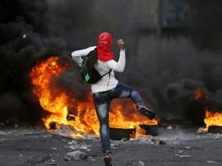 Enfrentamientos en Hebrón
