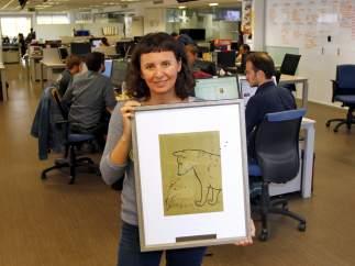 El galardón de la Fundación Amigos del Perro