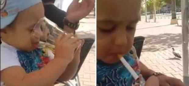 Después de que ha dejado a fumar el corazón