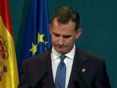 Arenys de Munt declara a Felipe VI 'persona non grata'