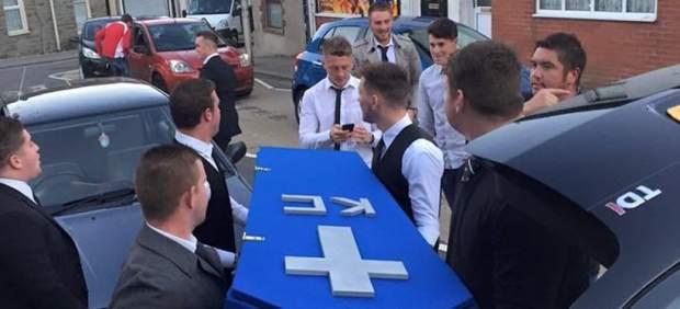 Funeral de broma