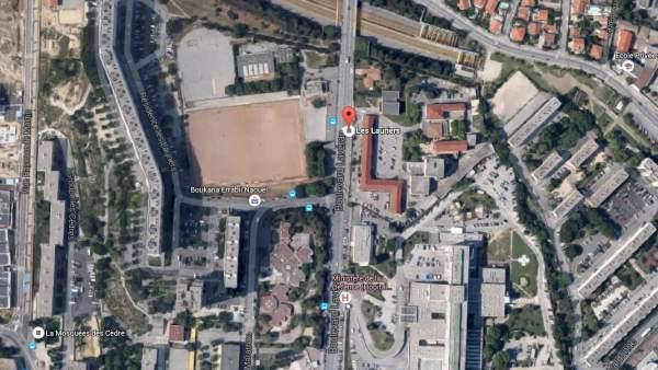 Cité des Lauriers , Marsella